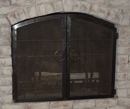 Wine Finishing Fireplace