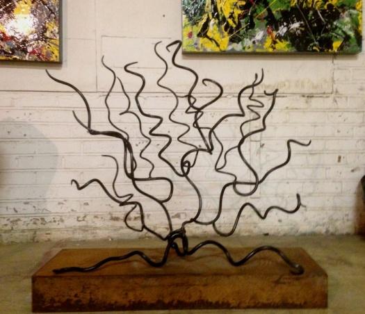Fireplace Sculpture 1