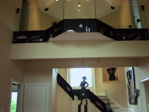 Rosenoff Staircase